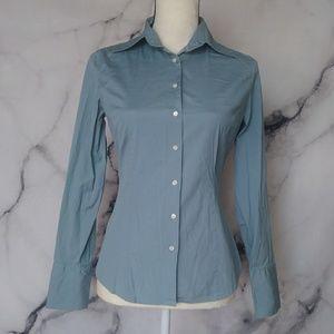 Express Design Studio Classic Fit LS Dress Shirt